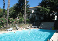 Authentic italian villa with pool, vineyard and olive grove near Rome