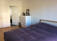 3 bedrooms appartement in Geneva countryside, 10 min from town