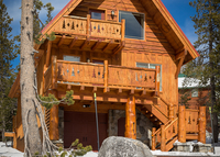 TAHOE Buttercup's Retreat - 3 bed, 3 bath Serene Lakes Mountain Home