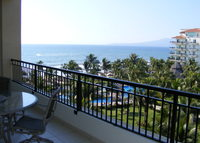 Luxury Oceanfront Two Bedroom Condo in Nuevo Vallarta, Mexico