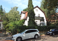 4-bedroom family home, just outside Berlin/ Villenetage