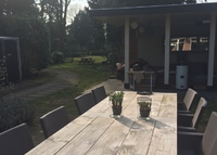 Cosy 3 bedroom house/huge garden, 20 train min. from Amsterdam Center