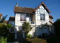 charming home with garden,5 minutes to the beach in Normandy 7 persons
