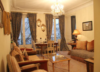 Beautiful 2 Bedroom Paris Apartment Blvd. Saint Germain in the 7th.