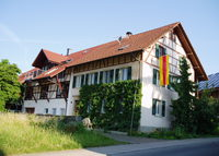 Beautiful and spacious house near swizzerland.