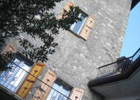 Beautiful Middle Age tower. Perfect for Como Lake