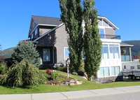 4 Bdrm house in Okanagan, 15 min from Silver Star, Lake & Valley view