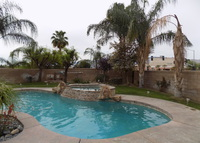 4 BD/3 bath Home in Beautiful Gated golf CC wPool/Entertainers delight