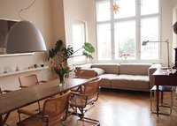 Easter 2016? Bright historic apartment in the centre of West Berlin