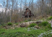 NC Mountain cabin on Lake Glenville  sleeps 6  Boating,  hiking