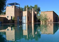 Nice, quiet house with pool in the south countryside of marrakech