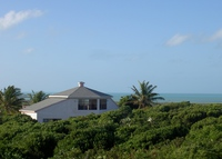 4 bedroom home with panoramic Ocean and Caribbean views