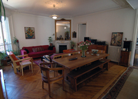 2 bedroom, 2 bathroom  120m2 flat in central Paris