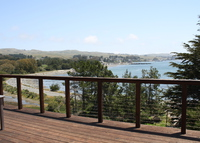 House with Amazing Bay Views, 1 Hour North of San Francisco