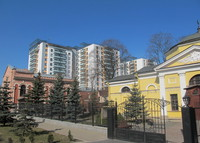 Family apartment  20 minutes from historic center St. Peterburg