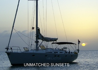 3 CABIN SAILING BOAT ACCOMMODATION IN CARIBBEAN PARADISE
