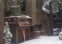 Mountain Home in Tahoe Donner