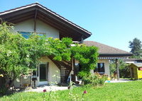 Comfortable home near Alps & Zurich w. sauna, view, avail Christmas'15