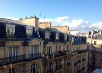 Bright 5 bedroom apart, Paris Center, View balcony Available Aug 2015