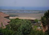 Private house on a beautiful hill over looking the Mediterranean 4 br