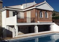 Beautiful Andalucian Villa near Granada City Spain