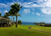 Kauai's Northshore...on the Prince Fairway with Ocean Views