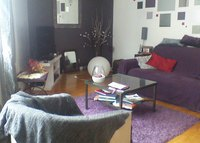2  bedrooms flat in the heart of Paris  in a famous aera