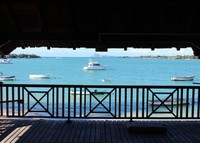 GRAND BAIE MAURITIUS - HOME EXCHANGE - ON THE THE BEACH WITH POOL