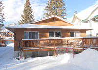 Cozy home in the Heart of Banff townsite