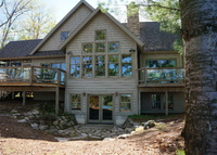 Gorgeous home on Lake Dubonnet, just minutes from Traverse City, MI!