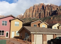 Zion National Park 2 bed, 2.5 bath, center of town