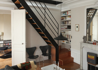 Character 3 bedroom flat in central Paris (le Marais).