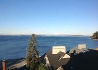 Non-Simultaneous!! Sweeping view of Puget Sound, Mountains....
