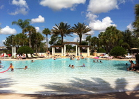 Disney Fun at a Luxury Townhouse on Gated Resort, Kissimmee, FL
