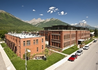 Luxury 3 bedroom loft apartment in downtown Fernie, BC