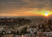Granada,Sun,relax,monuments,nature,beach,mountains,food...your place!
