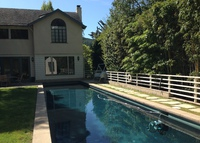 2 Bedroom flat with lap pool and sauna 20 minutes from San Francisco