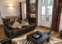 Charming 1 bedroom flat in between Montmartre and Les Batignolles