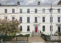 Christmas in Dublin. 5 Bedroom period family home with sea views