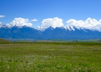 One of the last best places in America! The Rocky Mountains of Montana