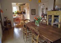 Large 4 bedroom house near Paris, forest, and Waldorf school