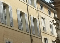 Large apartment in historic building - Cours Mirabeau / Aix en Pce