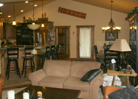 Experience the Tetons! Great skiing, hiking & fishing! Beautiful home!