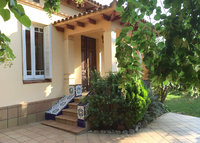 Beautiful 19th Century Villa w/garden outside from Barcelona