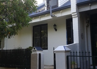 2 Bedroom Inner City Sydney Terrace House - available October 2015