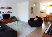 Spacious & Comfortable house with Garden in Amsterdam!