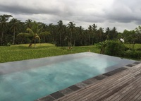 Bali paradise, stunning views & private infinity pool, Sep 12-Oct 25