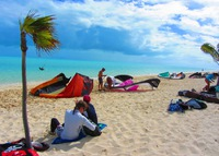Breath of fresh air in Turks & Caicos, Providenciales.