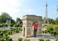 near Versailles, many parks, some castles and beautiful villages