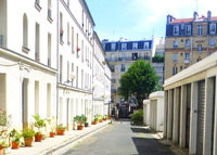 Appartement calme en plein coeur de Paris/Quiet flat in central Paris